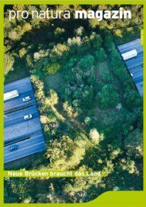 Pro Natura Magazin 3-2018 - Holzbrücken