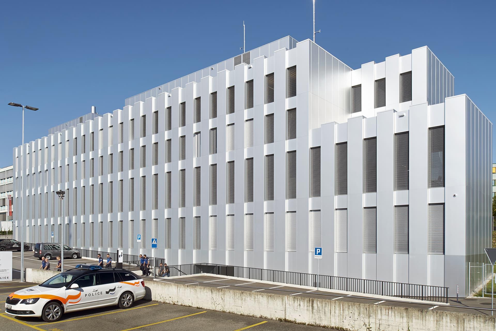 Polizeigebäude MAD3 Granges-Paccot