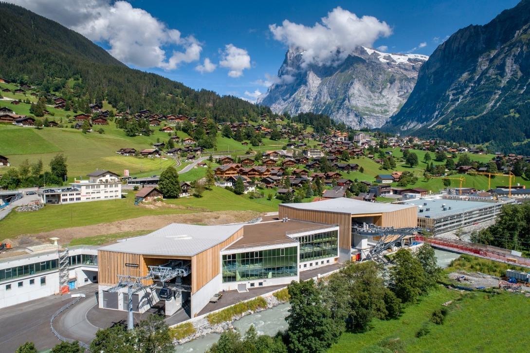 Terminal Grindelwald